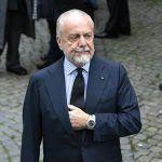 Napoli, De Laurentiis vuole costruire uno stadio da 20 mila posti