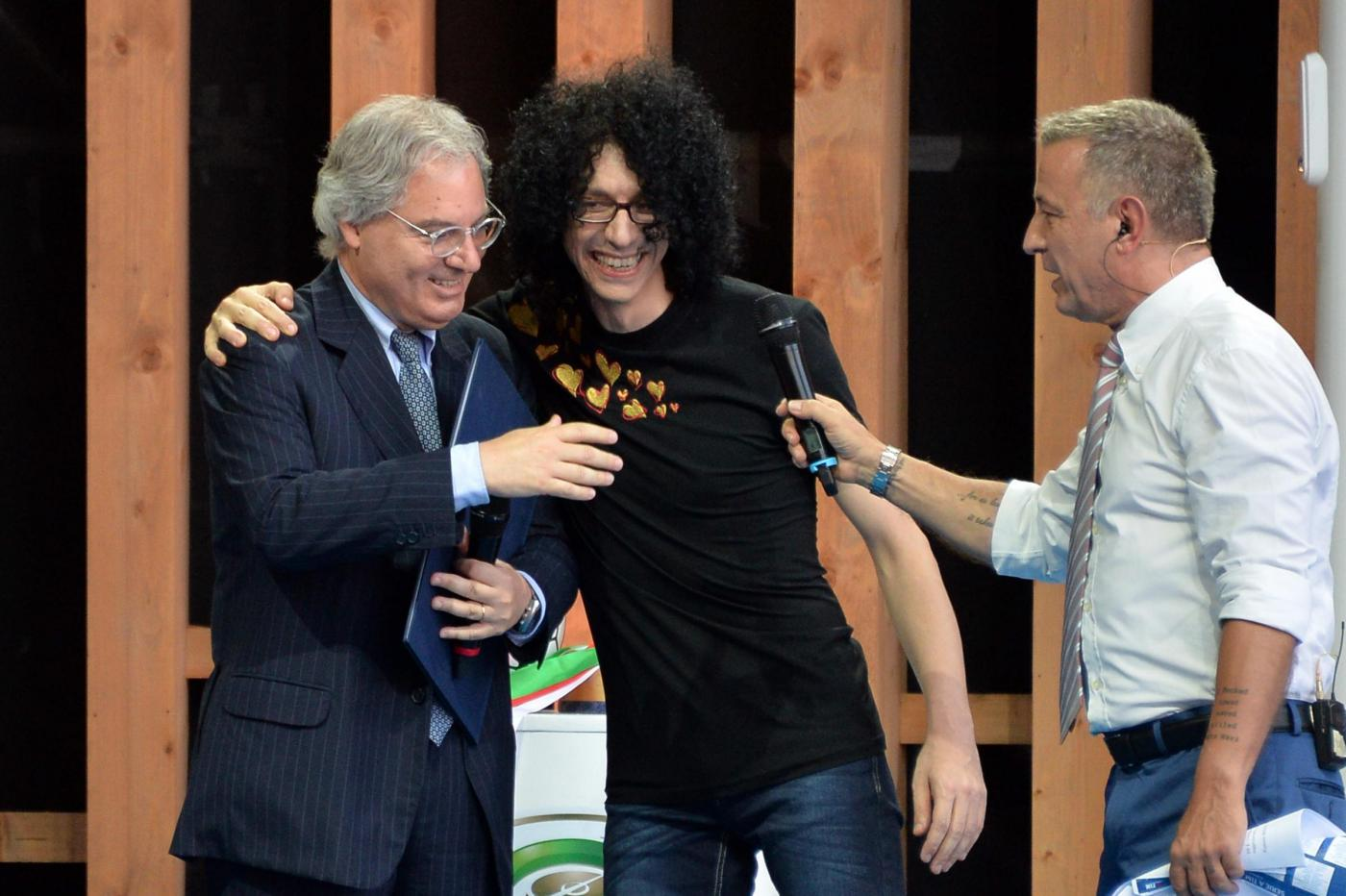 """Inno Serie A 2015/2016: """"O Generosa!"""" di Giovanni Allevi"""