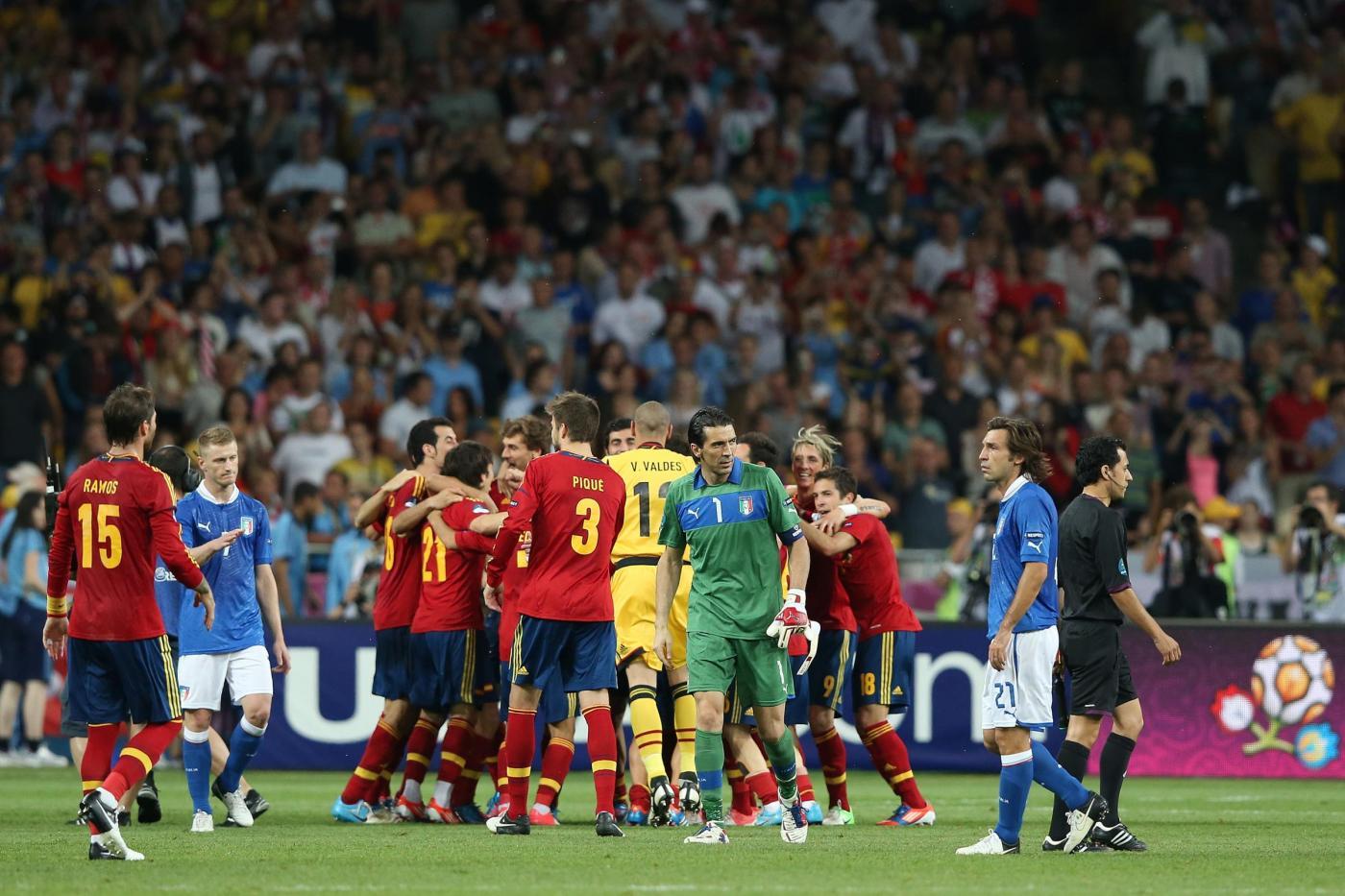 Qualificazioni Mondiali 2018: Italia nel girone con la Spagna