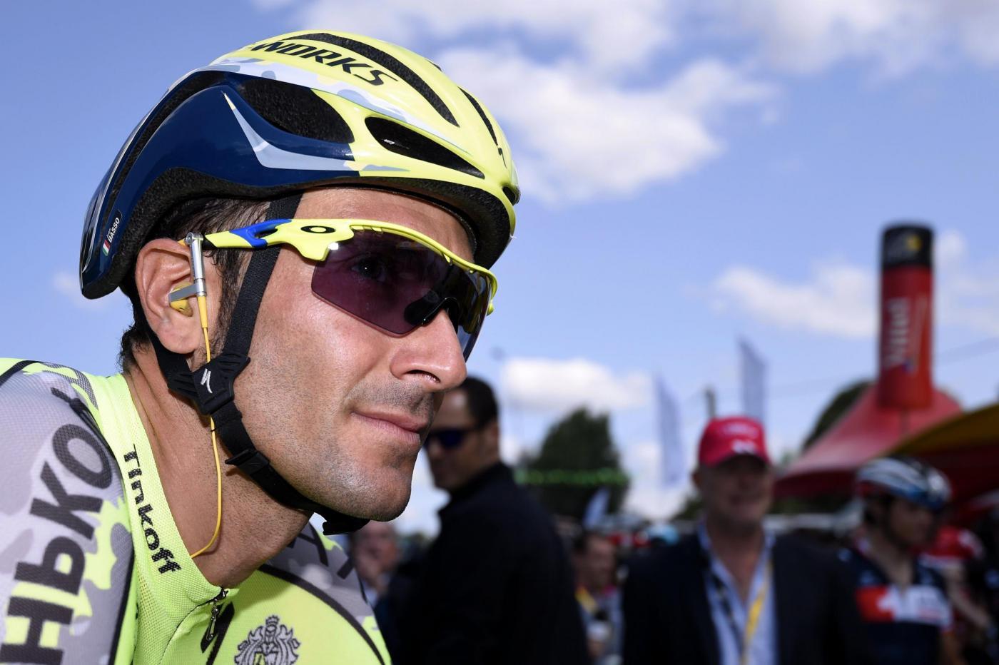 """Ivan Basso si ritira dal Tour: """"Ho un tumore ai testicoli"""""""