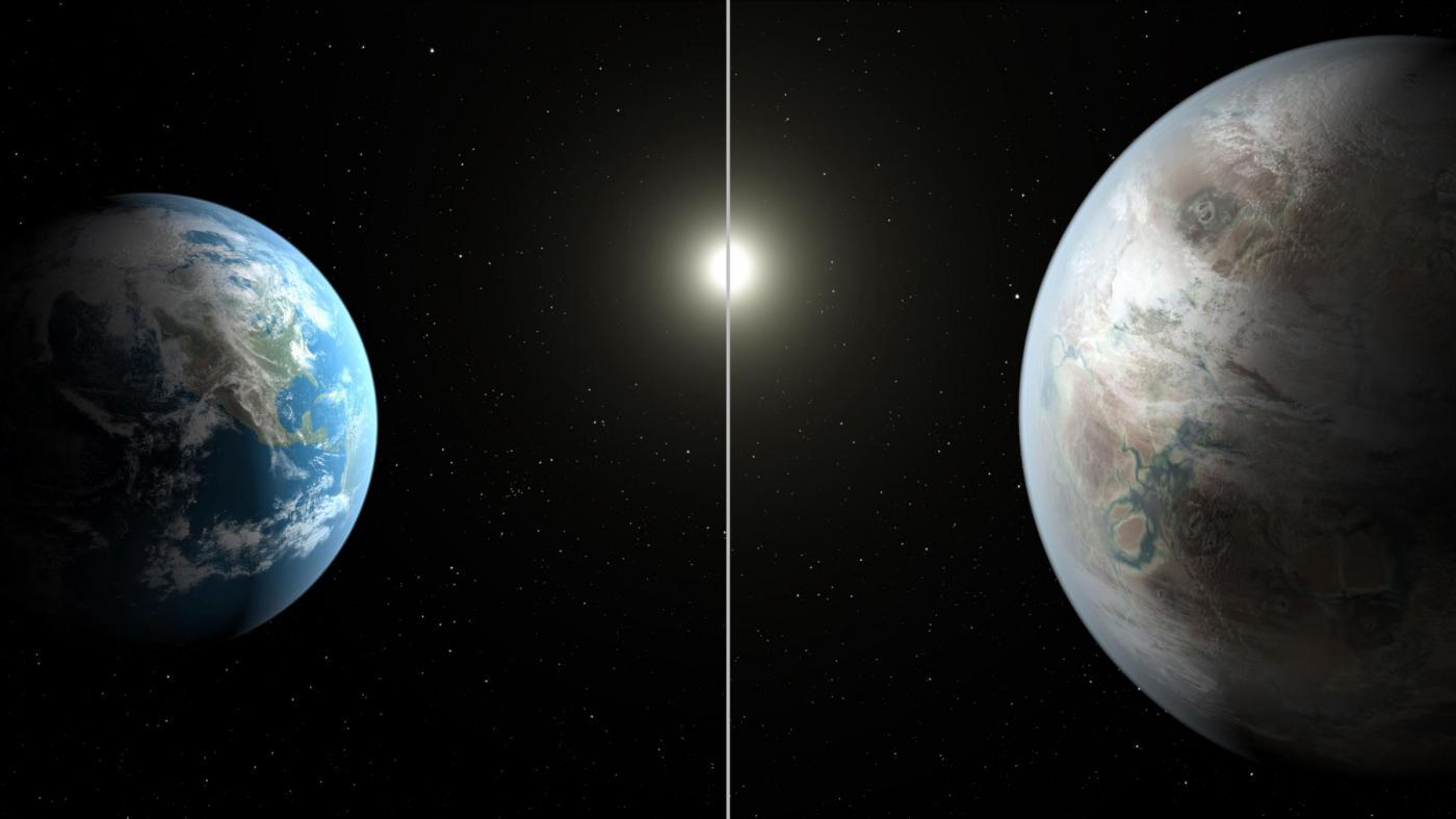 Cosa vorresti trovare su Kepler 452-b, la 'nuova Terra'?