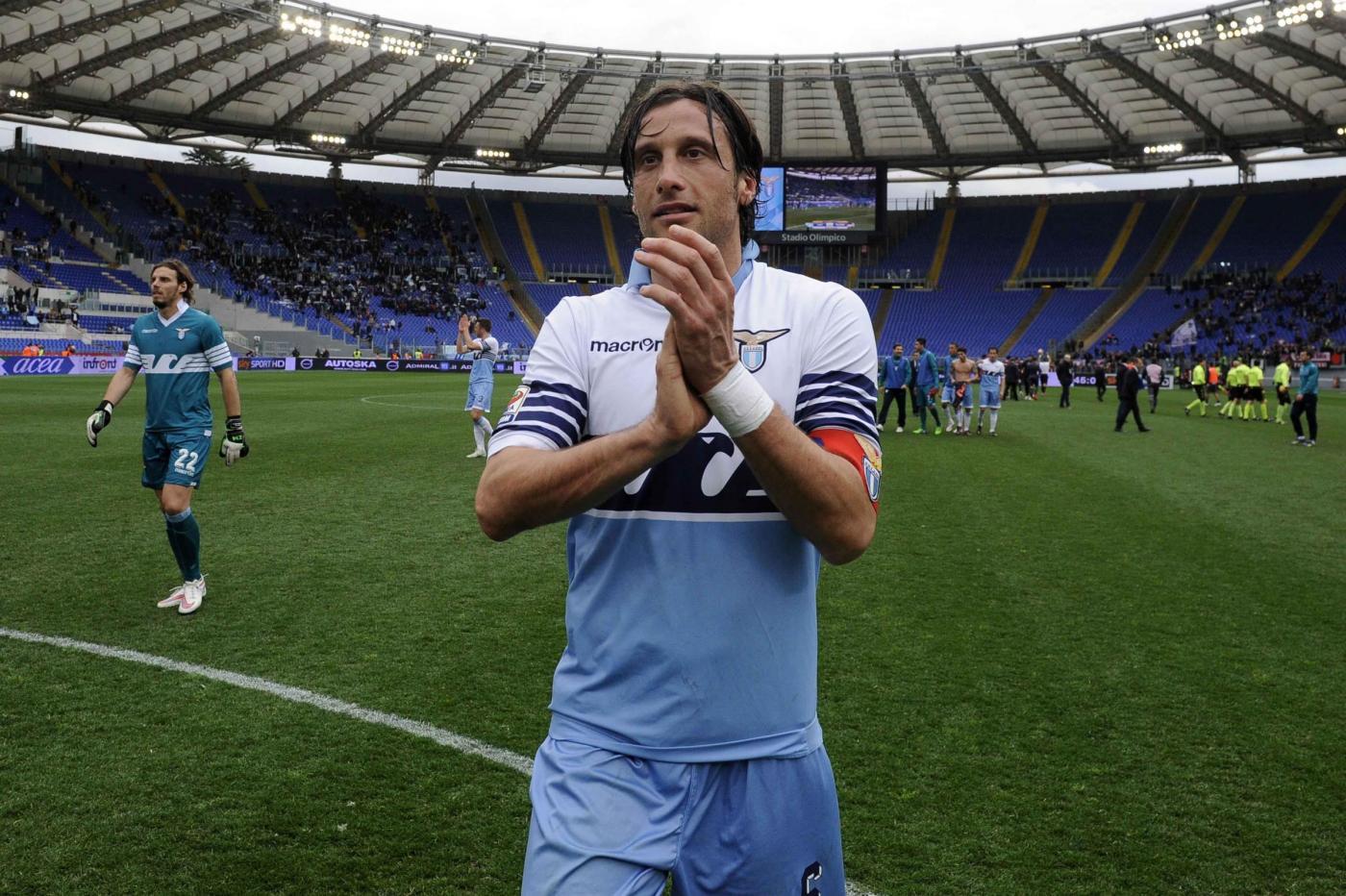 Calciomercato Lazio 2015/16: Mauri firma per un altro anno