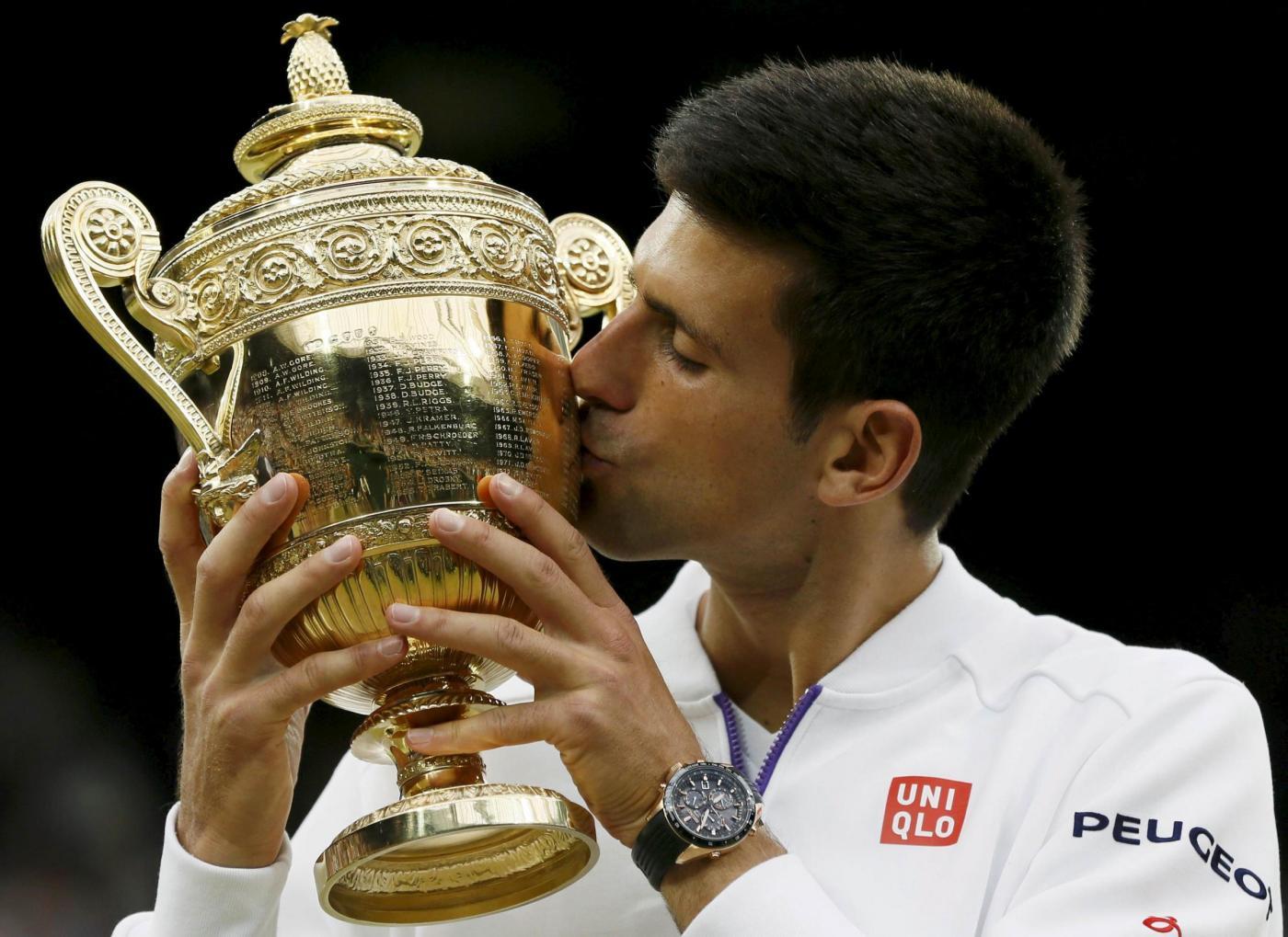 Nole Wimbledon