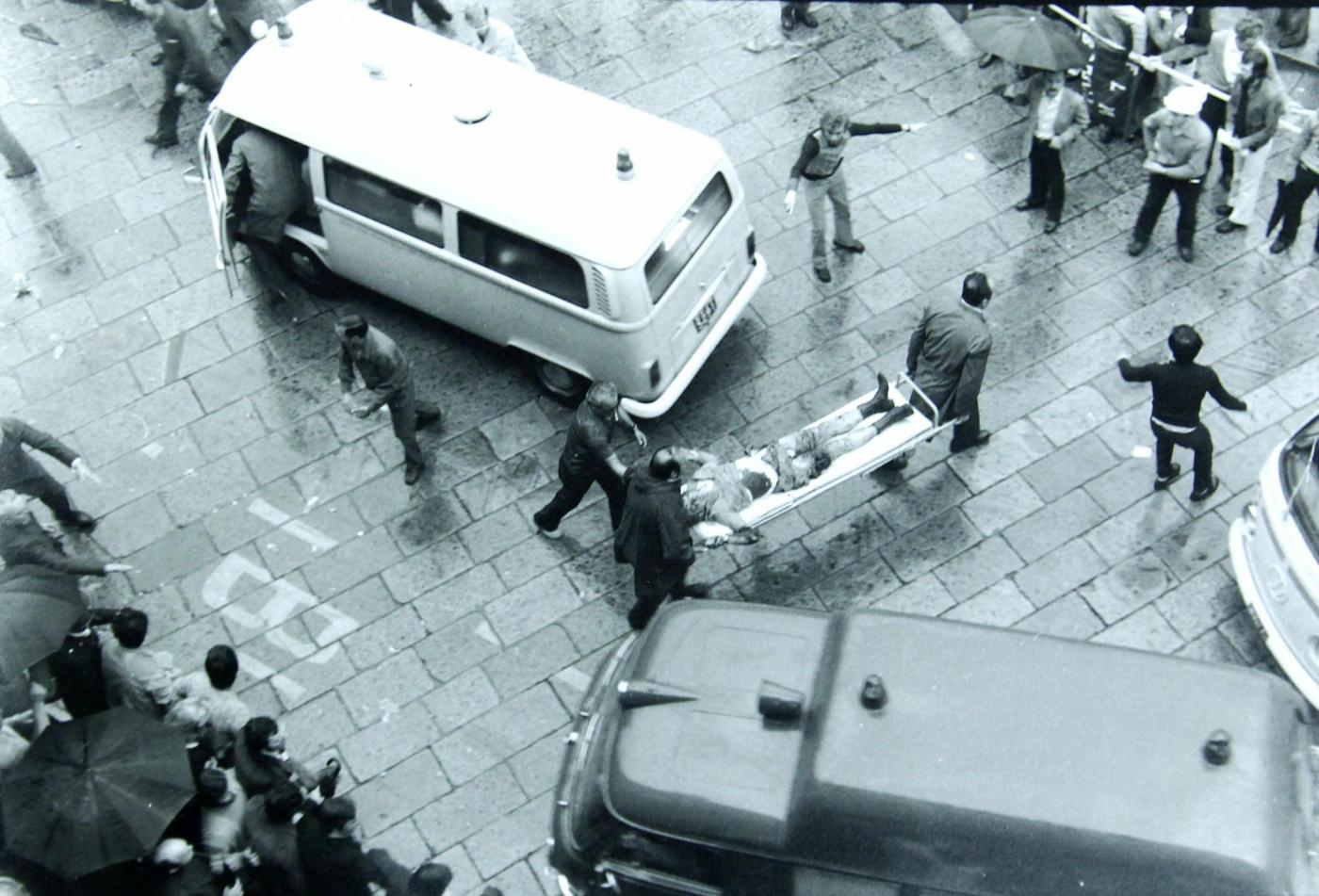 Strage di Piazza Loggia sentenza di ergastolo in appello Bis per Tramonte e Maggi