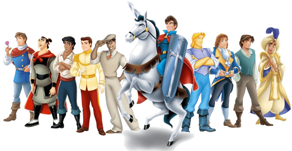 Se i principi Disney fossero reali: i cartoni animati prendono vita