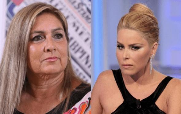 Loredana Lecciso e Romina Power, duetto in vista? La prima smentisce