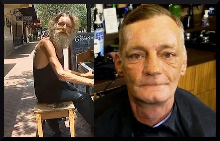 Donald Gould, il pianista senzatetto che cercava il figlio l'ha trovato