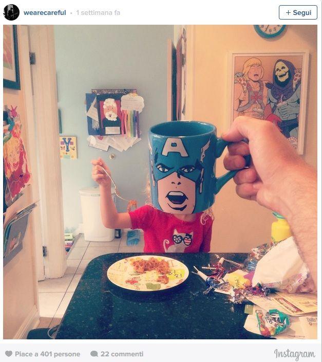 Supereoi con tazza