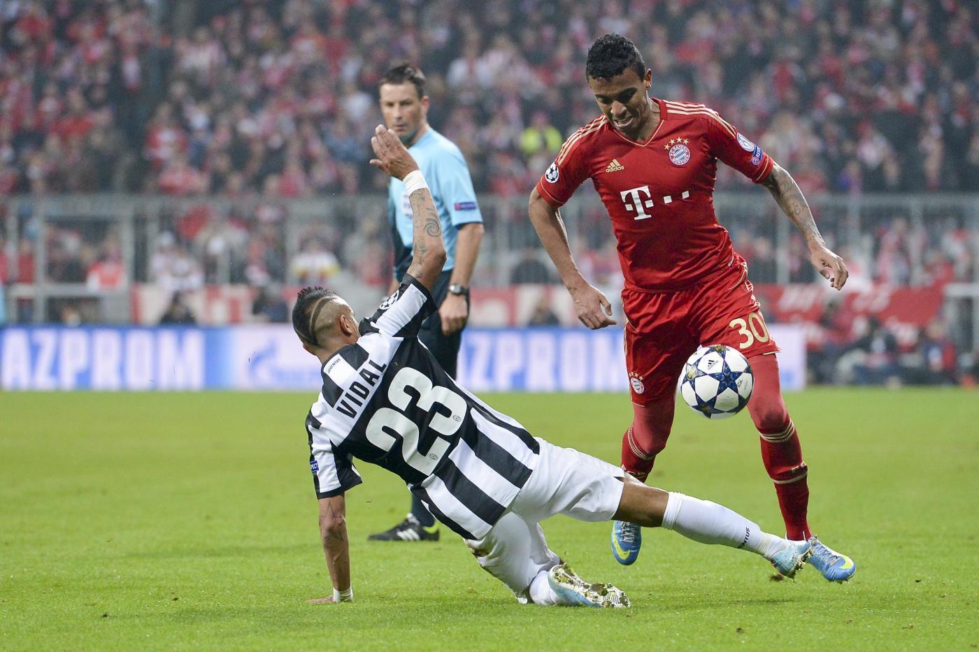 Vidal al Bayern 150x150