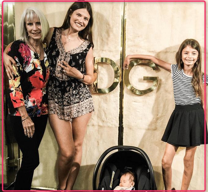Bianca Balti, su Instagram la figlia 'troppo magra' e coi tacchi: è polemica, ma la modella replica