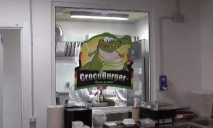 Hamburger di coccodrillo: da Expo alla conquista del mercato italiano