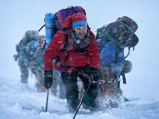 Venezia 2015 film d'apertura Everest
