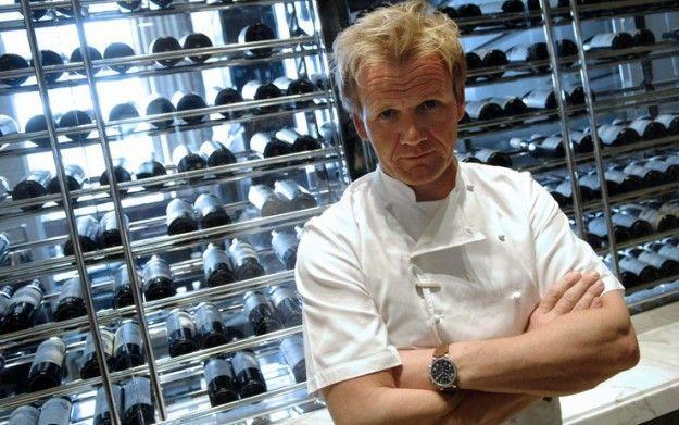 Gordon Ramsay di Cucine da Incubo: dopo lo show il 60% dei ristoranti ha dichiarato fallimento