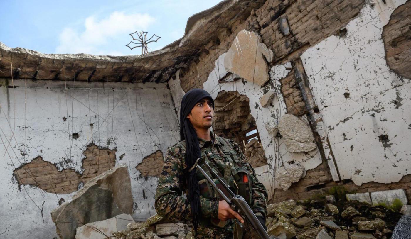 Isis in Egitto: battaglia nel Sinai