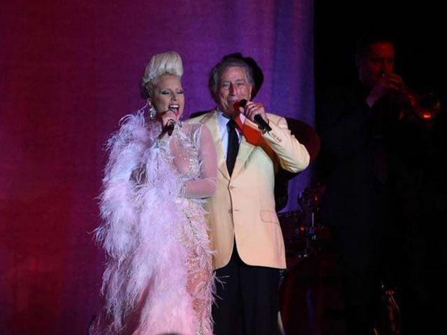 Lady Gaga Umbria Jazz 2015