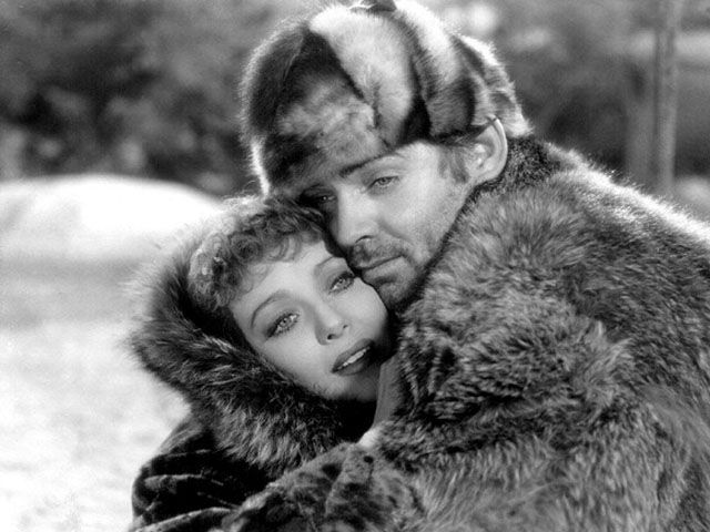 Loretta Young violentata da Clark Gable