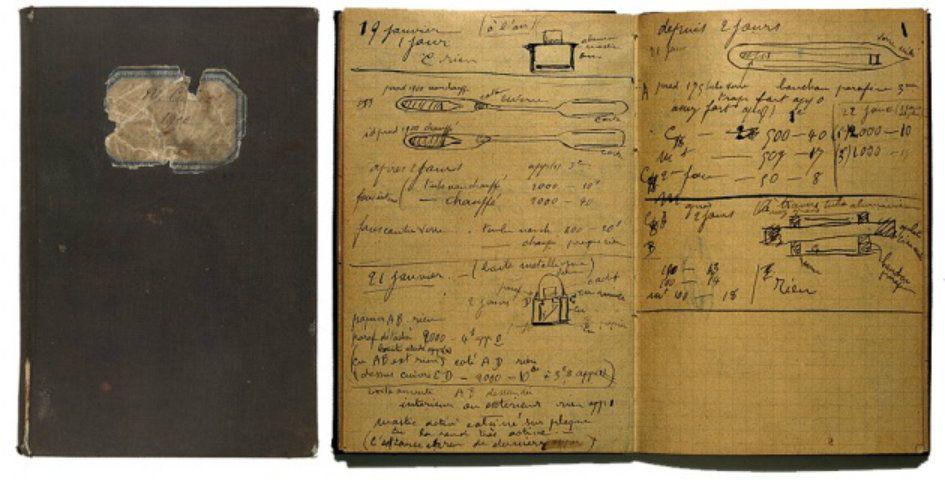 Radioattività, Marie Curie: pericoloso consultare i monoscritti perché contaminati