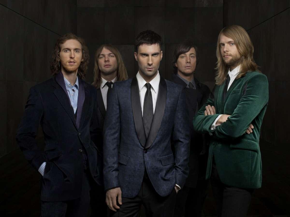 Maroon 5: concerti annullati in Cina per un tweet pro Dalai Lama