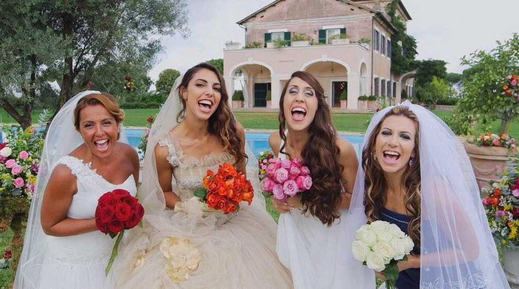 Il successo dei programmi wedding: i fiori d'arancio spopolano (almeno) in tv