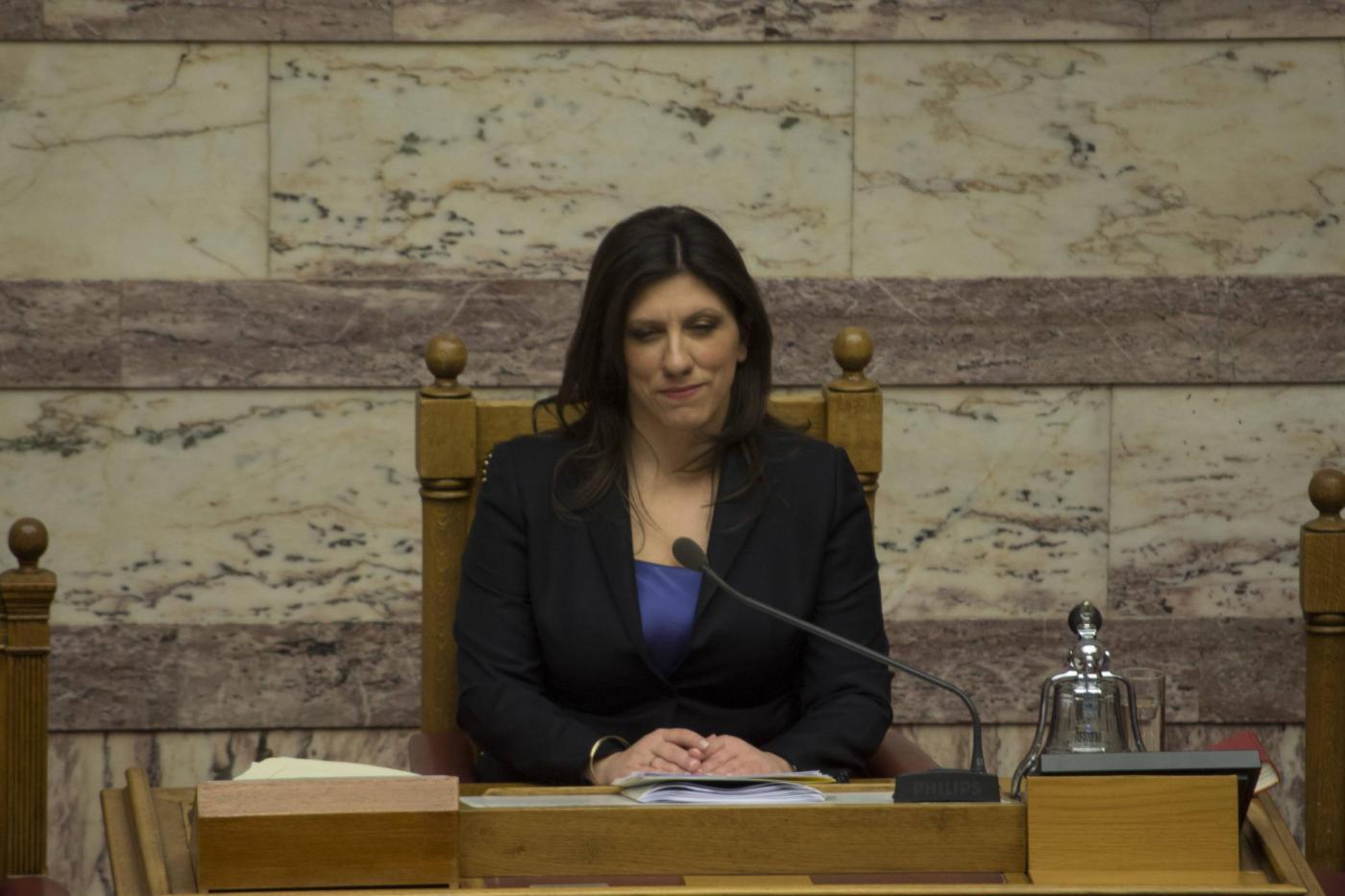 Zoe Konstantopoulou: chi è la pasionaria greca che intralcia Tsipras?