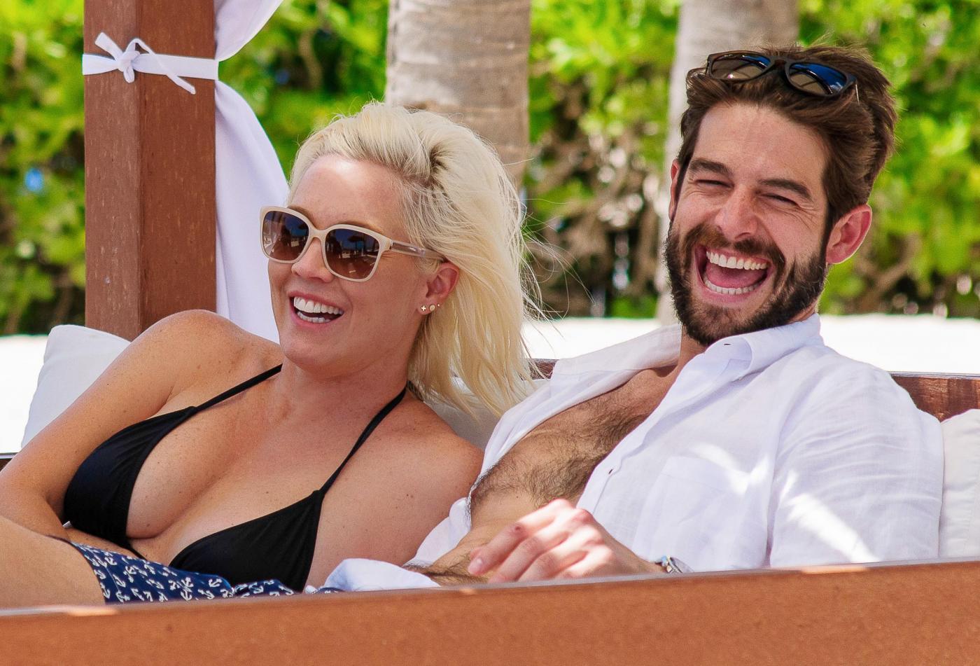 Jennie Garth e Dave Abrams sposi: la Kelly di Beverly Hills ha detto sì per la terza volta