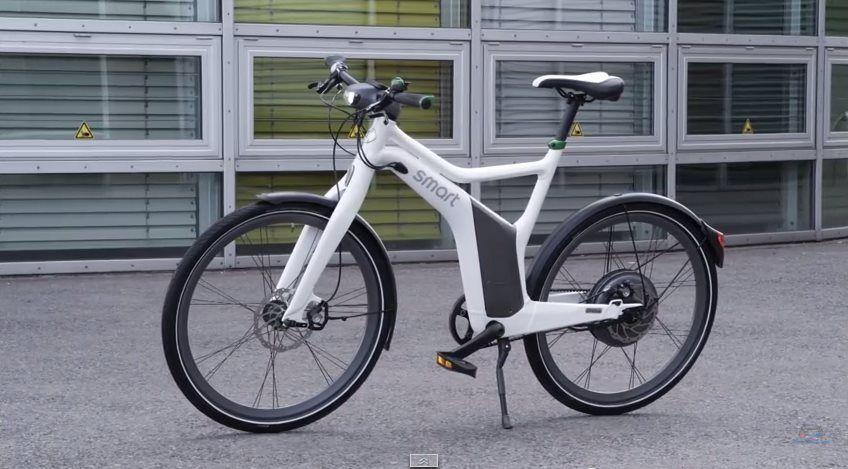 Smart E-Bike 2015: prezzo e recensione [FOTO]