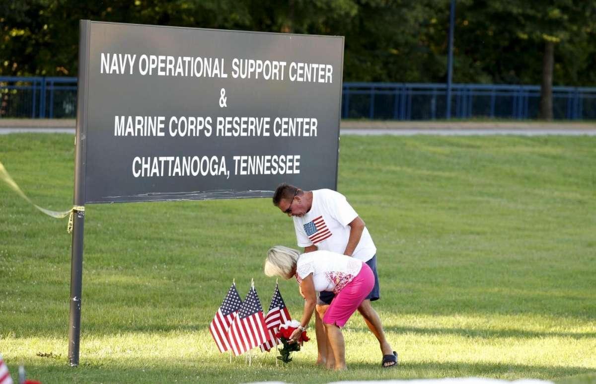 USA, attentato in un centro di reclutamento militare: morti 4 marines e il killer