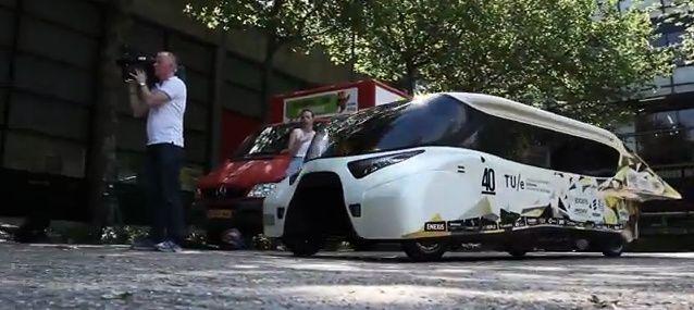 Stella Lux, auto solare che produce più energia di quanta ne usa