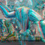 Street art in 3D: le opere di Alice Pasquini sul lungomare di Ostia