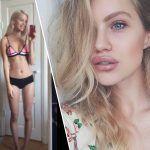 'Troppo grassa per fare ancora la modella': giovane svedese perde il lavoro dei sogni