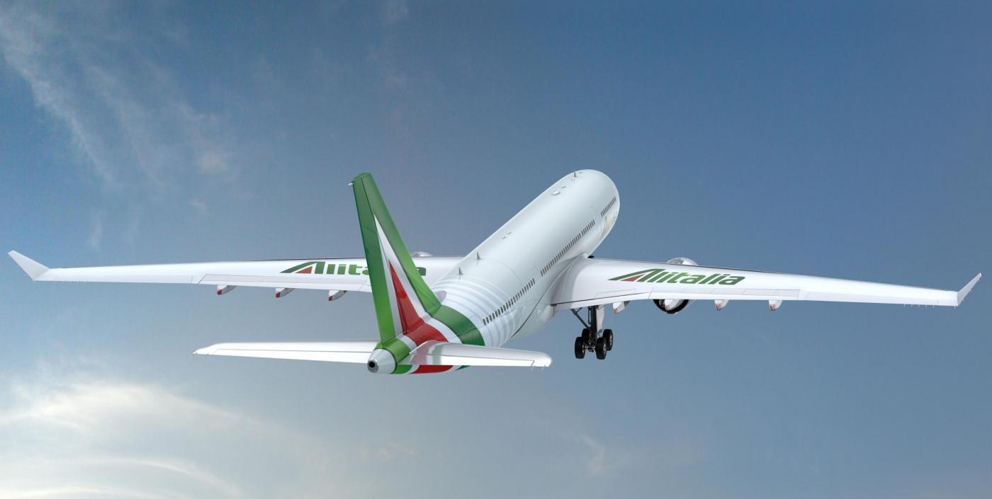 Aereo Alitalia 150x150
