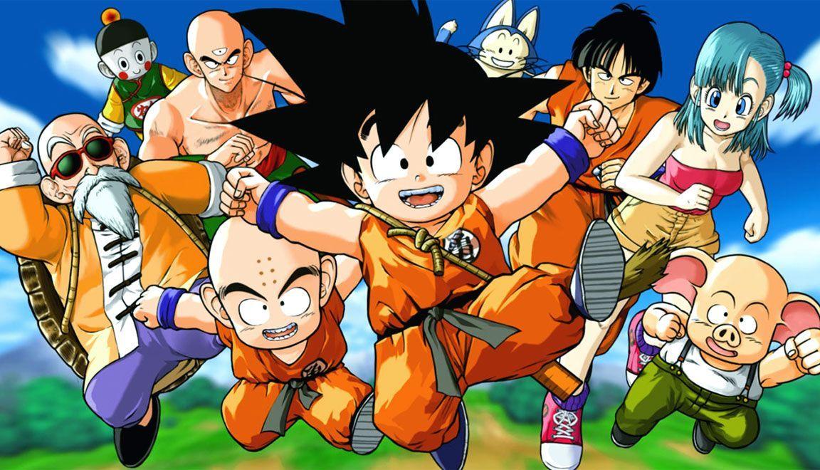 Anime Dragon Ball 150x150