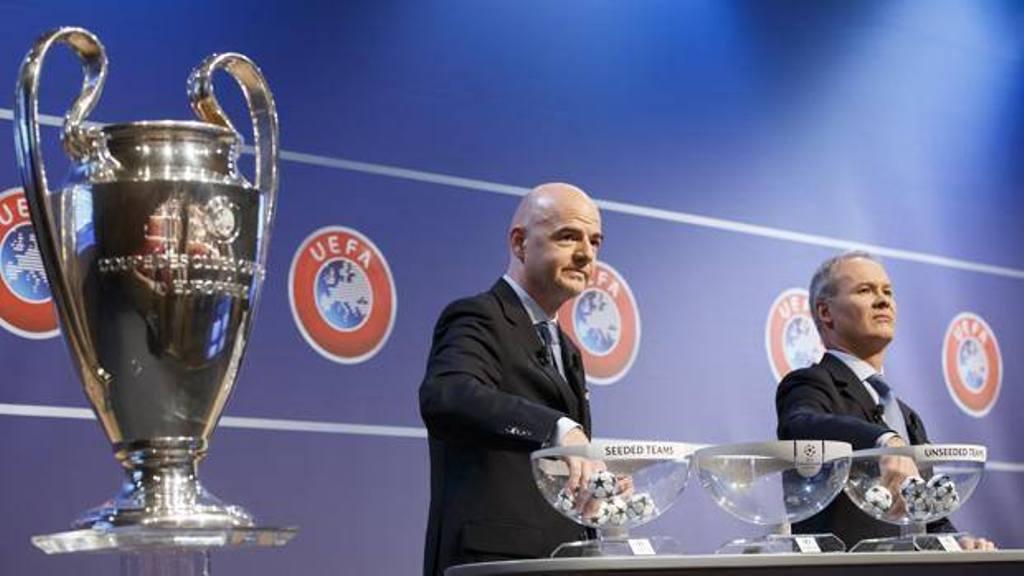 Champions League 2015-16: Juventus con il City e Siviglia, Roma con il Barcellona