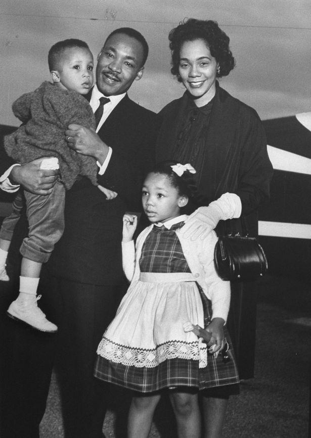 Dr Martin Luther King Jr