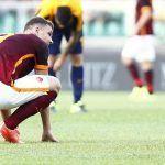 Verona vs Roma 1-1: esordio stentato per i giallorossi