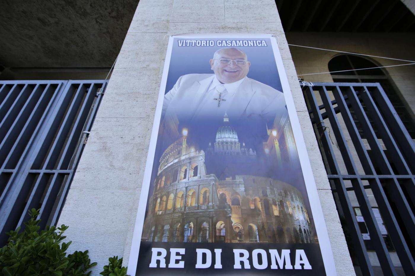 Funerale Casamonica, una cerimonia da Padrino per il boss Vittorio