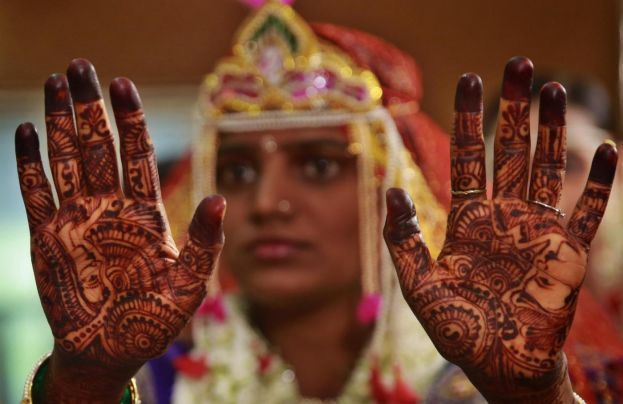 India matrimoio