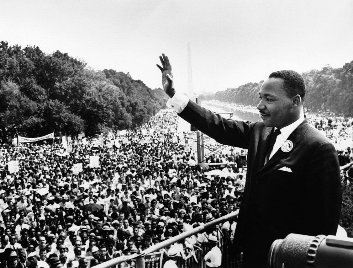 Le frasi più belle di Martin Luther King