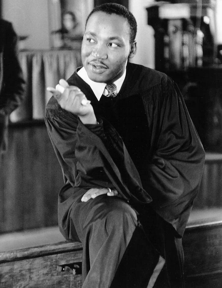 Martin Luther King 6