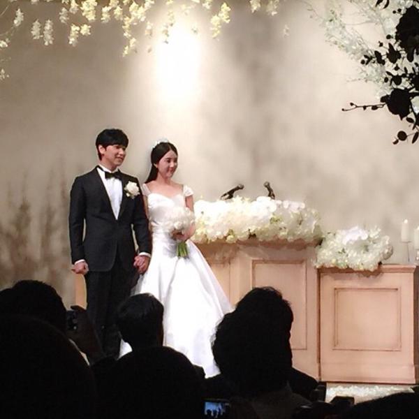 Matrimonio coreano moderno