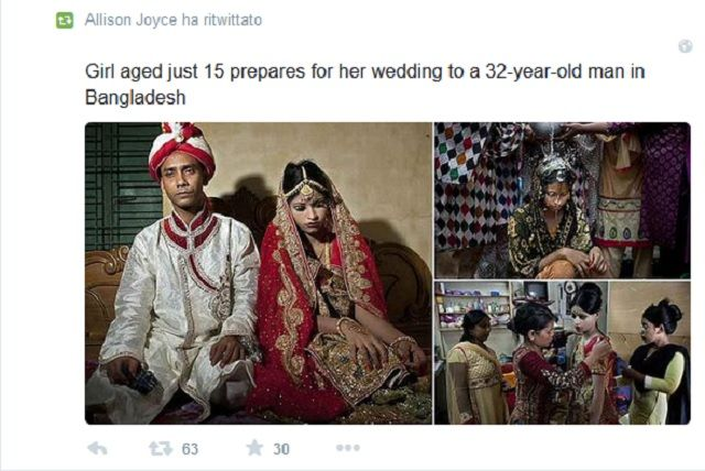 Il matrimonio più triste mai visto, le nozze che hanno spezzato il cuore alla fotografa