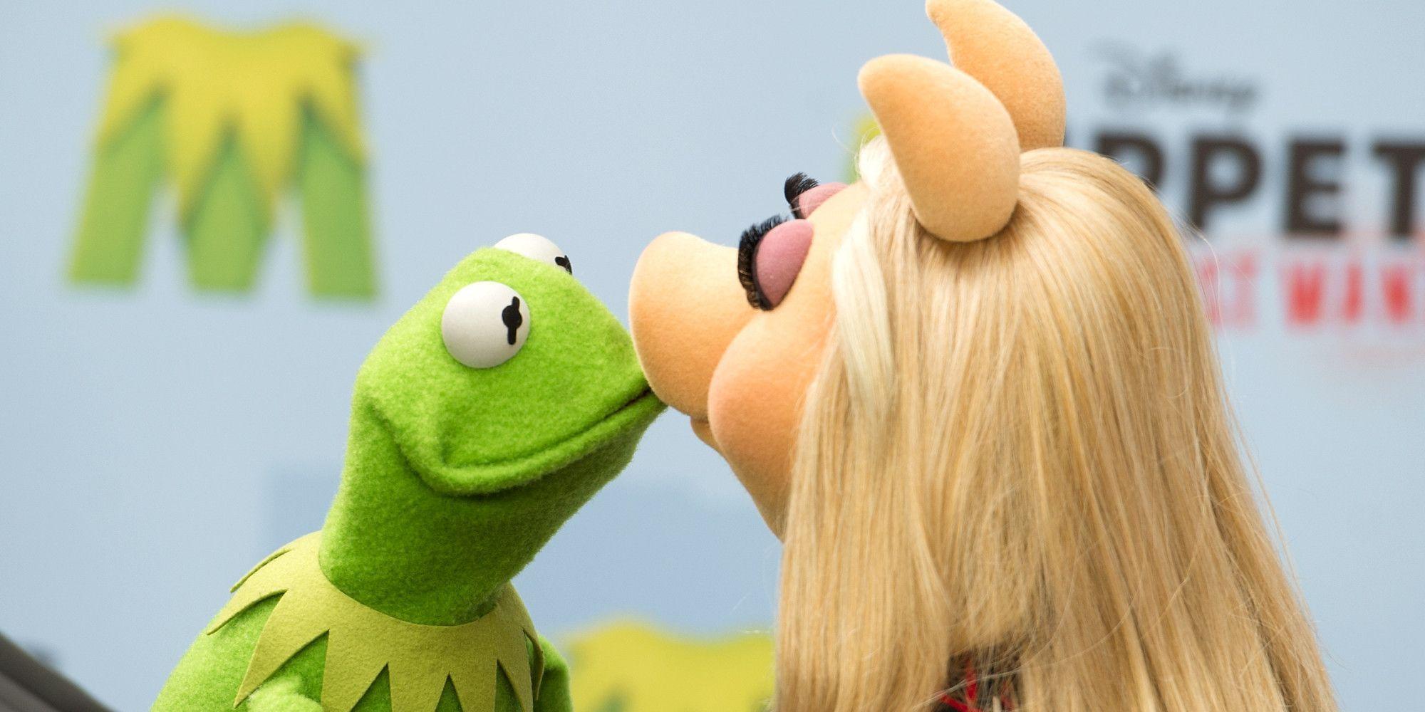 The Muppets Show, Kermit la Rana e Miss Piggy divorziano