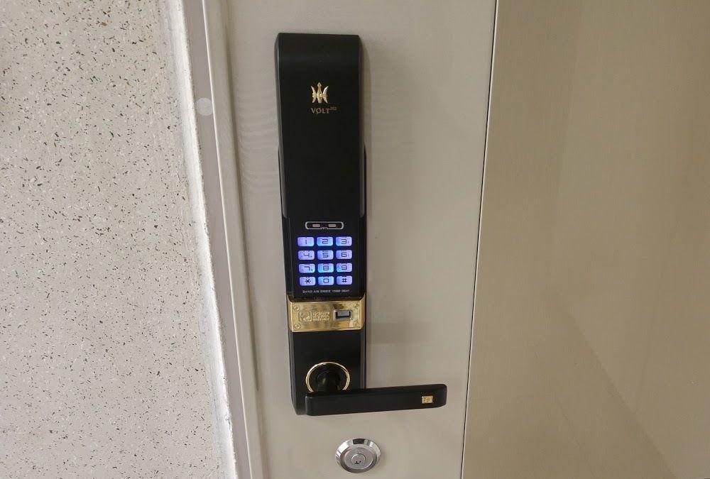 Porta serratura digitale