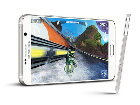 Samsung Galaxy Note5 pennino