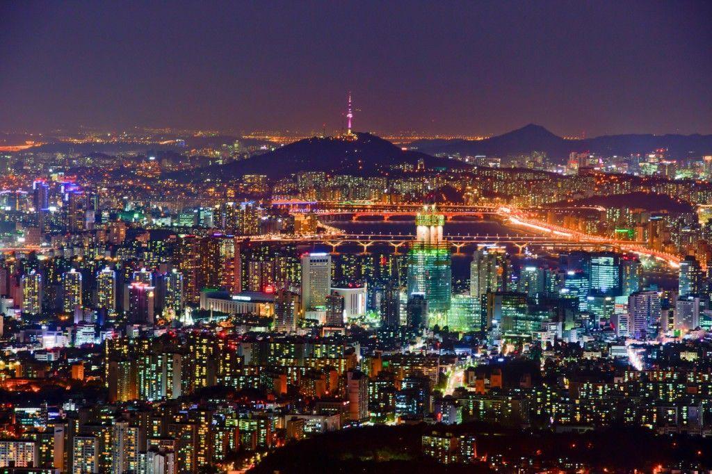 Seoul di Notte
