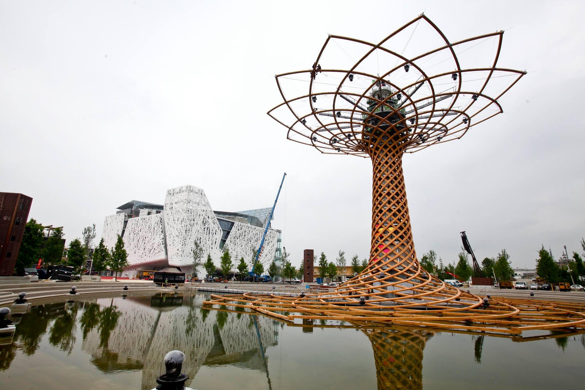 I padiglioni più belli di Expo 2015