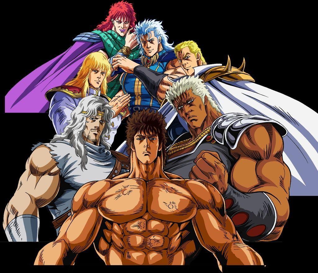 I personaggi più forti dei manga