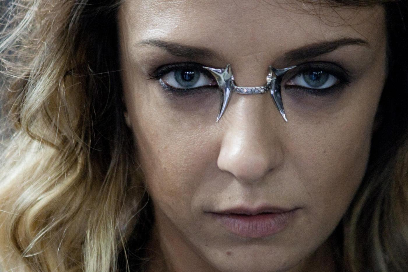 Myriam Catania, la moglie di Luca Argentero a cena con un amico: è crisi?