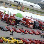 Guidare una Ferrari: se doni il sangue in agosto puoi
