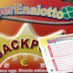 Superenalotto: vincita record in Calabria, gioca 3 euro e vince 163 milioni